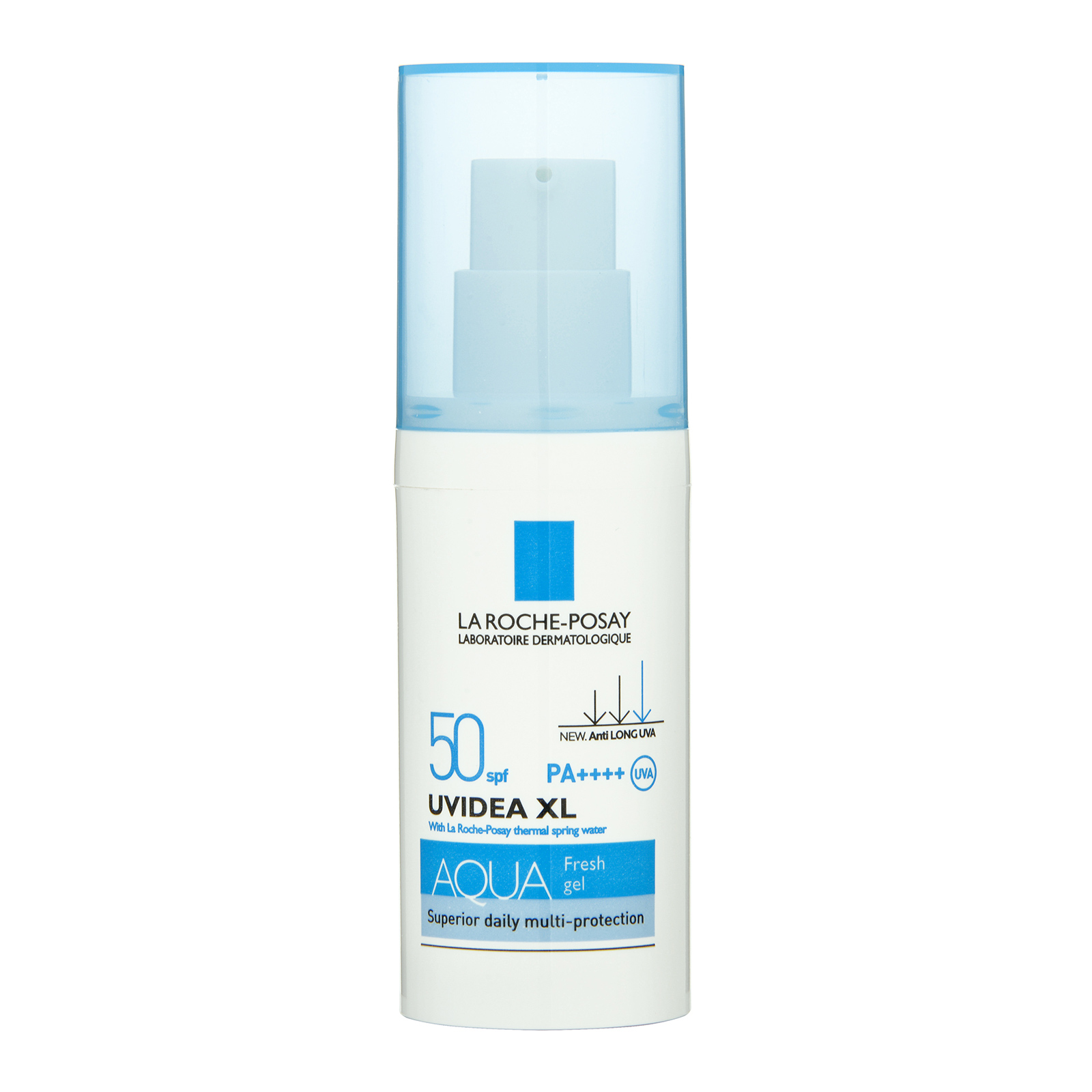 LA ROCHE POSAY - UVIDEA XL AQUA Fresh Gel SPF50 PA++++ - Click Image to Close